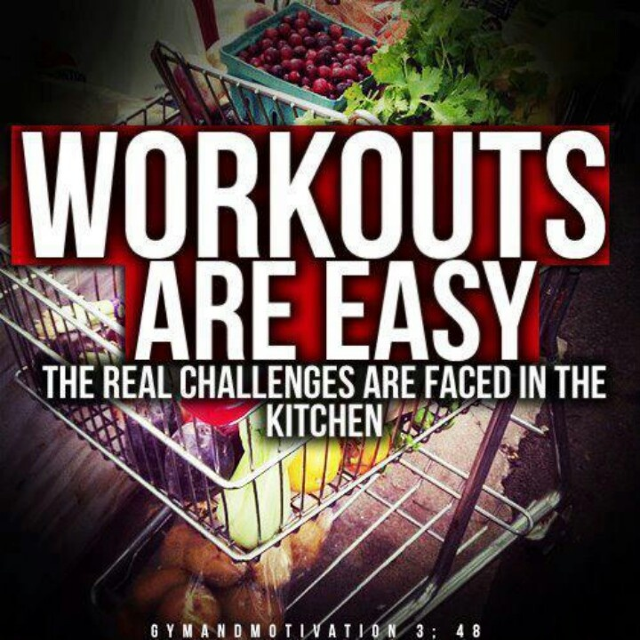 Workouts Are Easy
