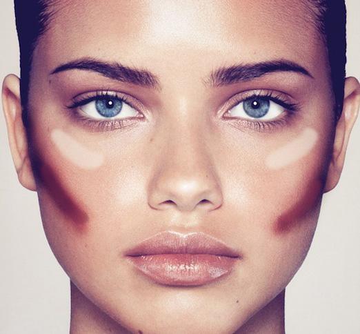 contouring-cheeks-makeup-chart