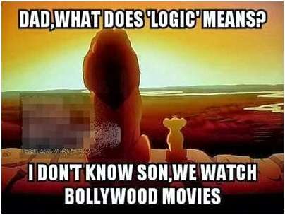 Bollywood Logic 8