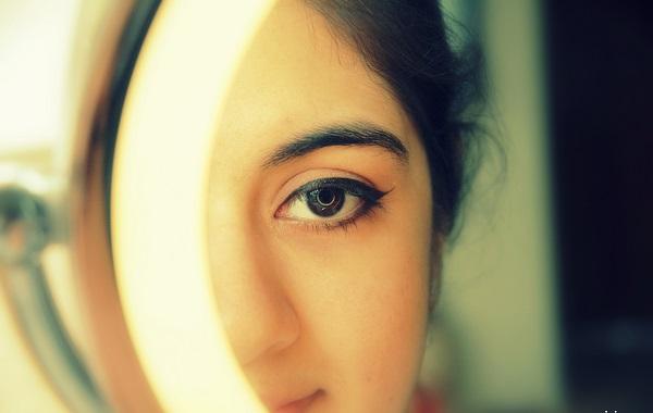 Eyeliner fix