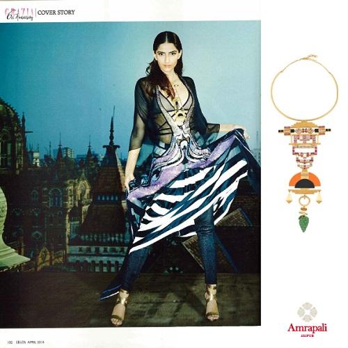 Manish Arora for Amrapali 5