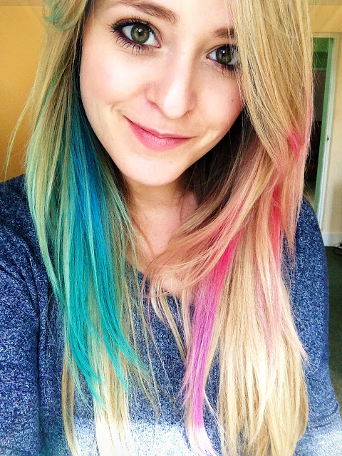 Color Sprays Having Fun With Your Hair Saudibeauty Blog
