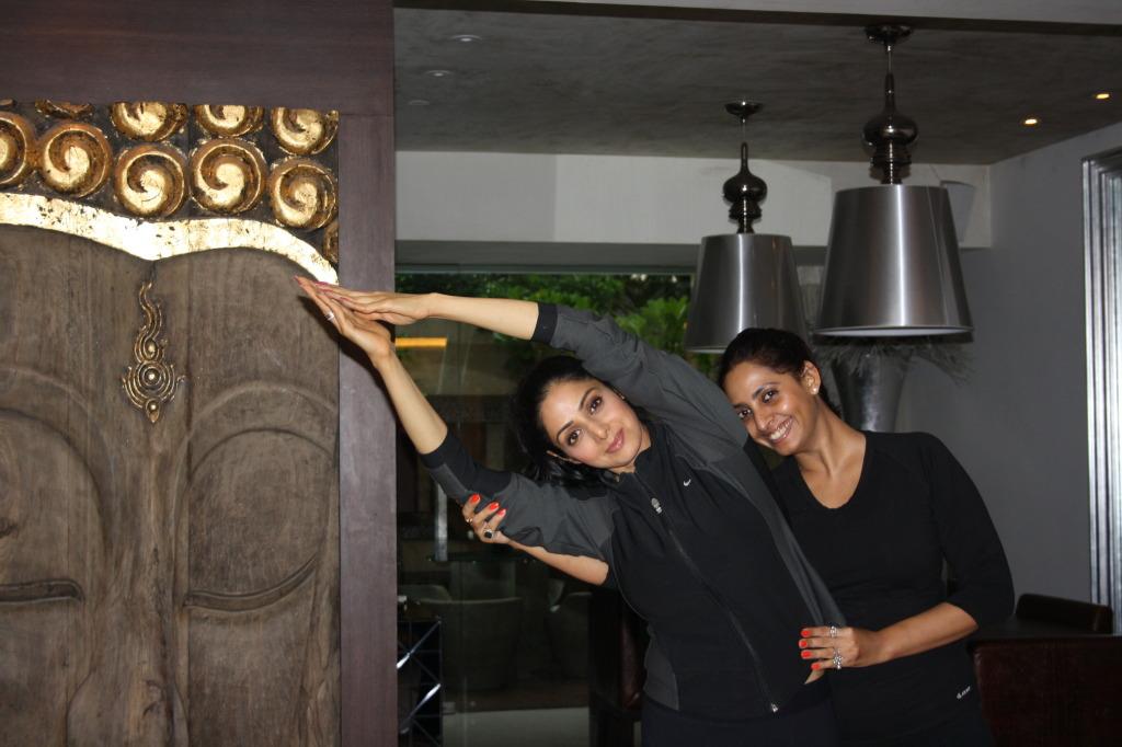 Sridevi & Payal(1)