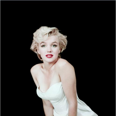 Marylin Monroe white dress