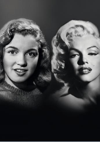 Norma Jeane to Marylin Monroe