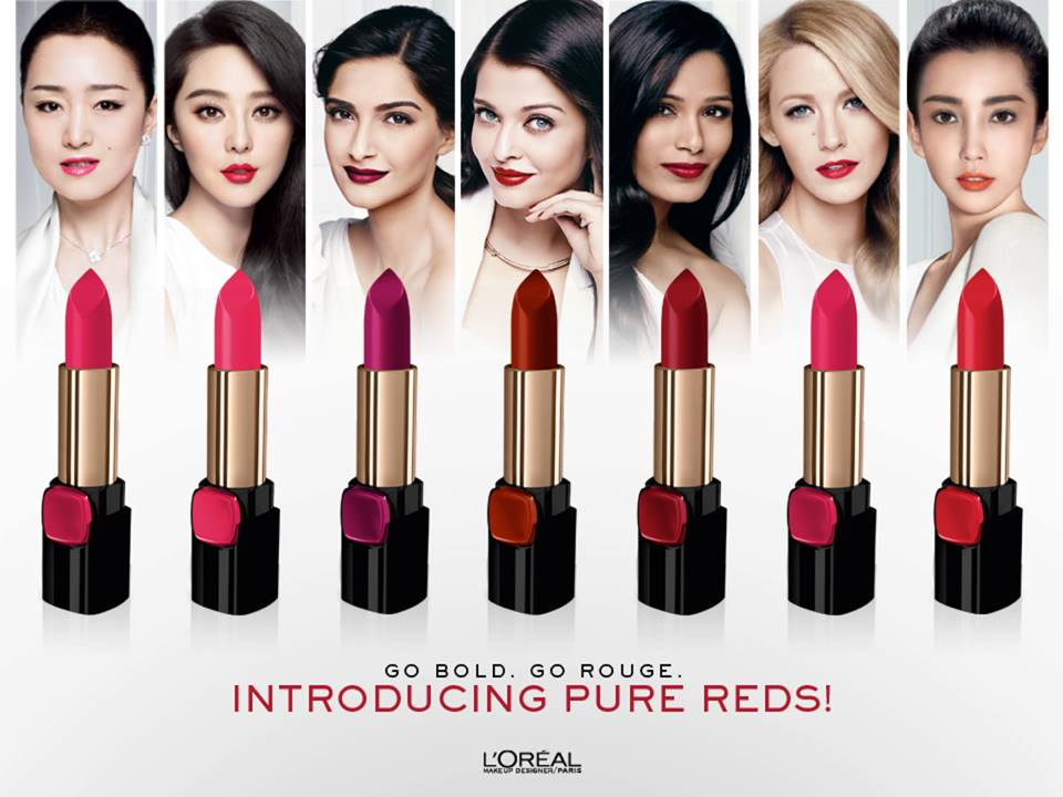 All-Loreal-Color-Riche-Star-Collection-Pure-Reds-Lipstick-Swatches-CELEBRITIES