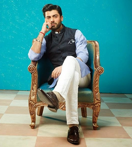 Fawad Khan for Khoobsorat