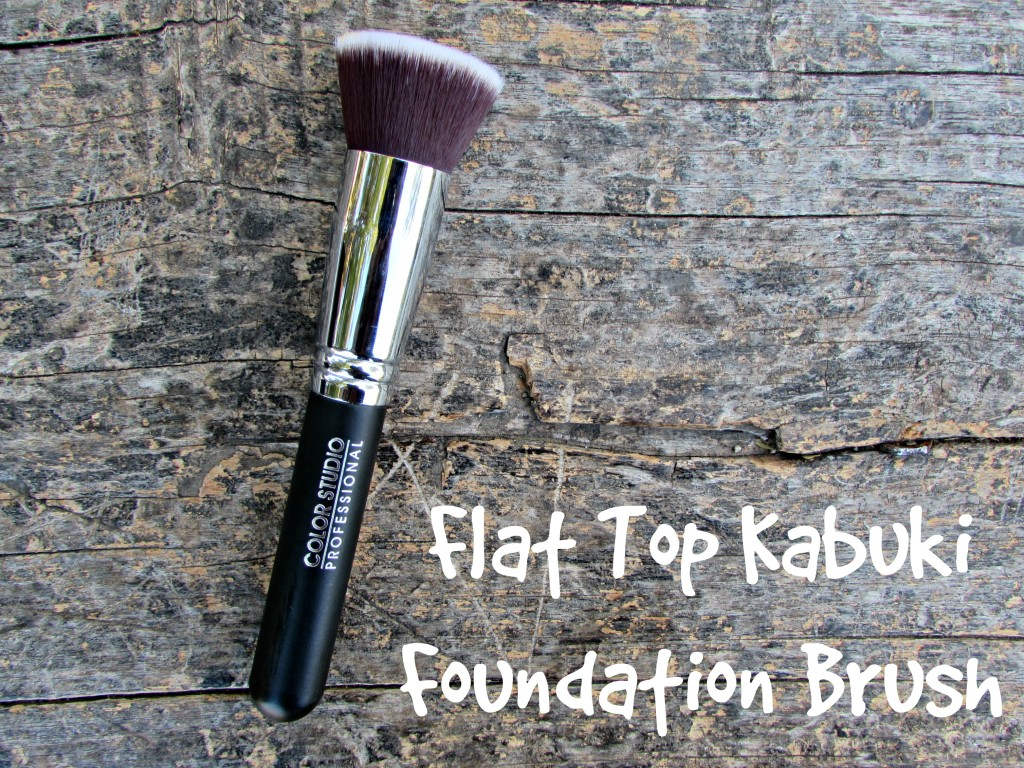 flat top kabuki foundation brush
