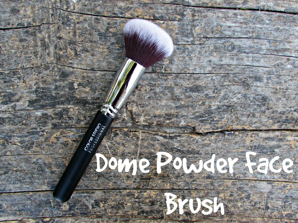 powder face brush