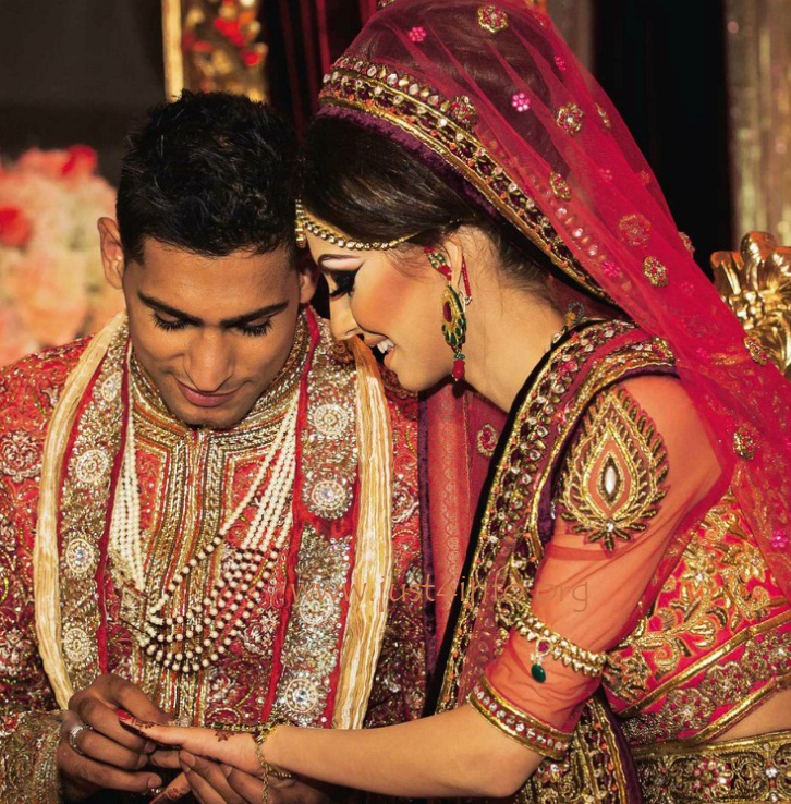 Boxer-Amir-Khan-And-Faryal-Makhdoom-Beautiful-Wedding-Pictures-22
