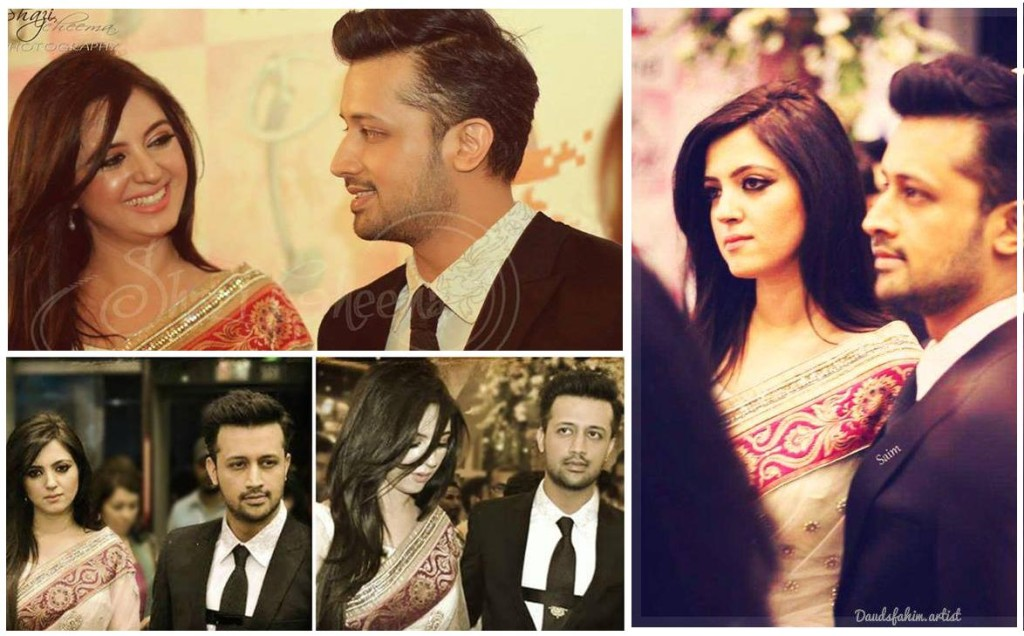 Rare-and-Unseen-pictures-of-Atif-Aslam-and-wife-Sarah-Bharwana