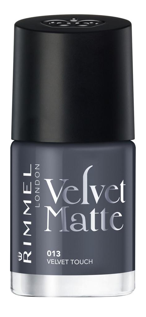 Rimmel - Velvet Matte Nail Polish - Velvet Touch #013 - AED26