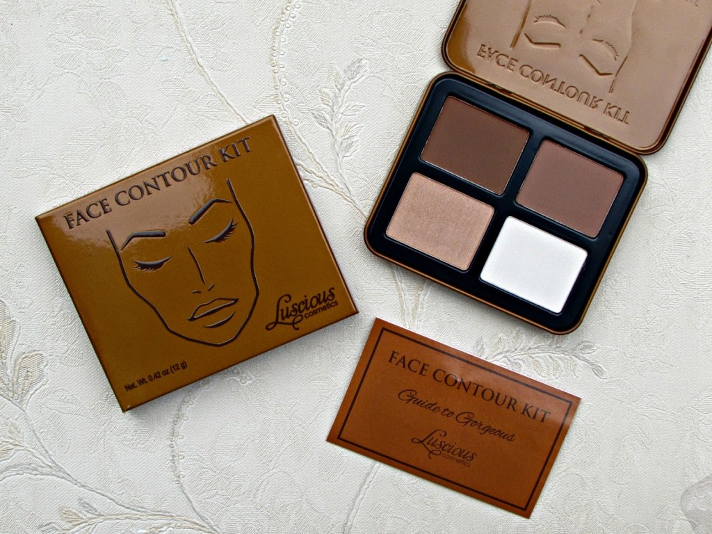 contour kit 5 beauty blog
