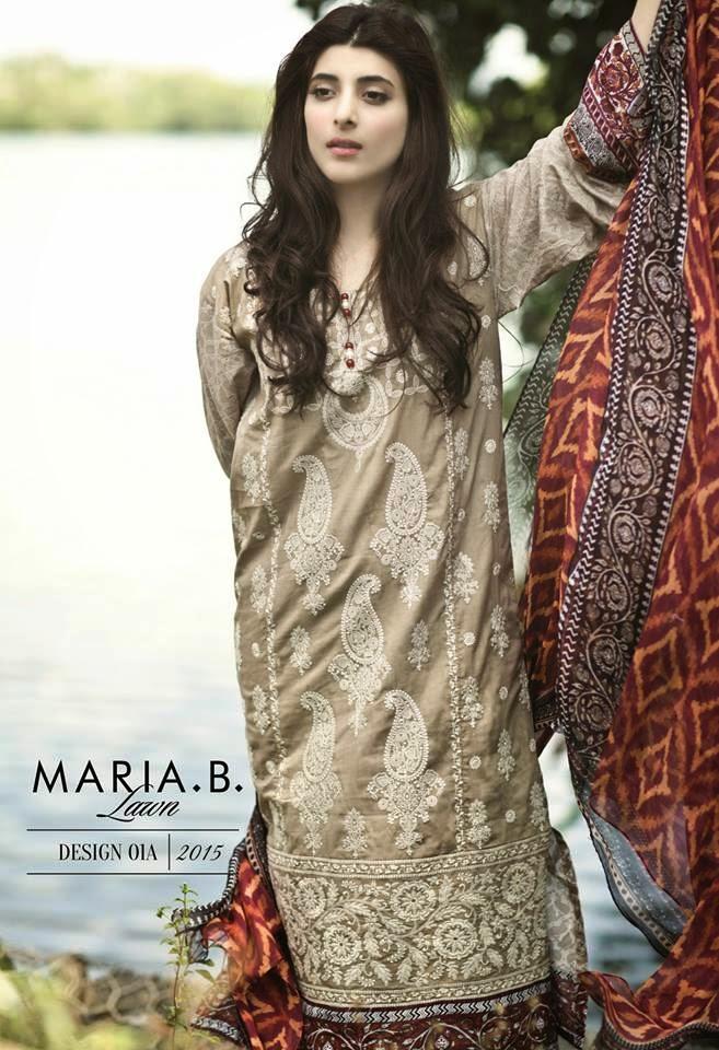 maria b lawn 12