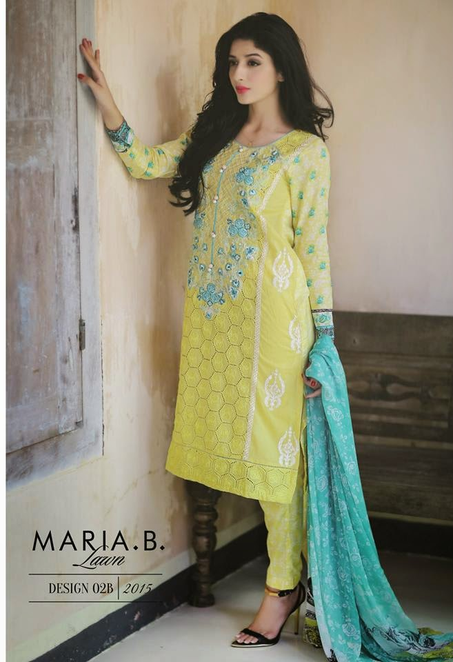 maria b lawn 6