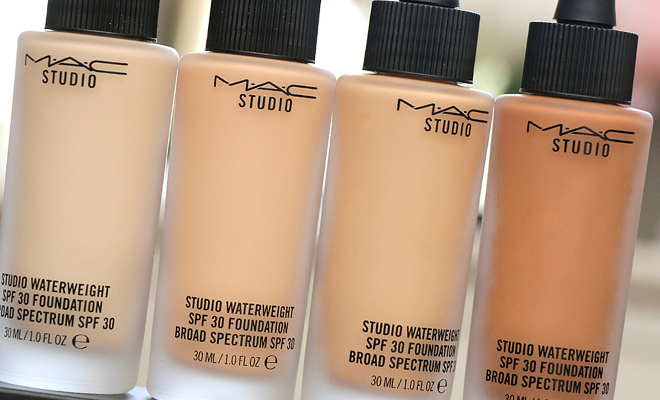 MAC's Best Foundation Yet ? Studio Waterweight Foundation
