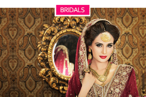 The Desi Bridal World!