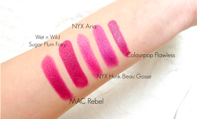 Top 4 Affordable Dupes For Mac Rebel